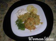 Картопляні деруни - рецепт з фото