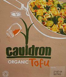 Тофу - соєвий сир. Один з відомих брендів органічного тофу