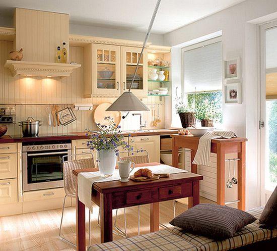 Кухня-вітальня 12 метрів