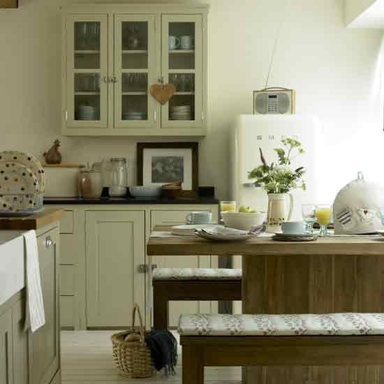 Кухня в стилі кантрі