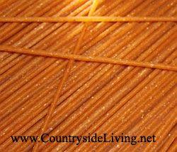 Цільнозернові макарони. Паста з цільної пшеничного борошна