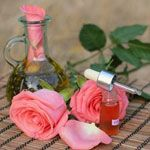 Пелюстки троянд. Практичне застосування.
