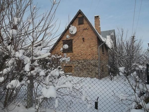 Улюблений дачний будиночок