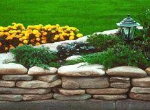Кращі способи використання каменю у вашому дворі