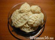 Манти з картоплею рецепт з фото