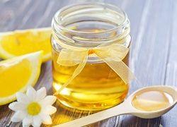 мед для шкіри обличчя