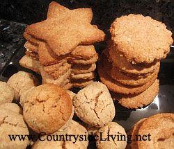 Мигдальне печиво, 3 рецепта з фото