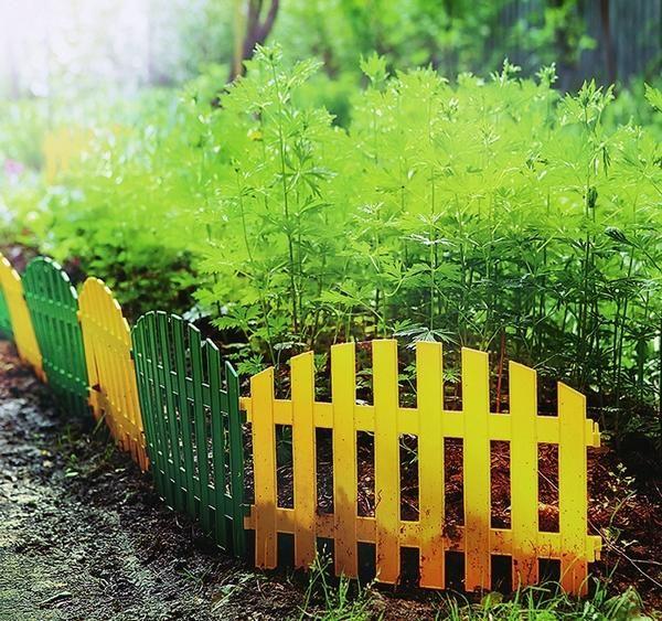 На сторожі кордонів: види газонних бордюрів