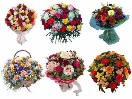 Назви красивих квітів для ідеальні букетів