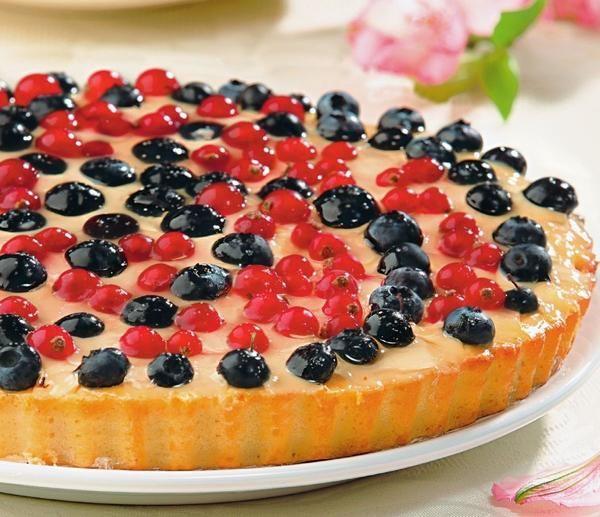 Тірольський пиріг, фото Олега Кулагіна / ЦФА Burda