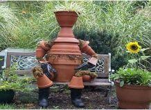Незвичайні ідеї для садового дизайну