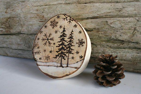 Ялинка-ялинка, лісовий аромат. Фото з сайту etsy.com