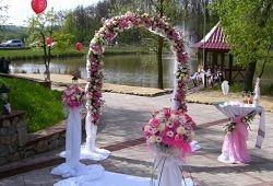 Оформлення весілля за новими мірками