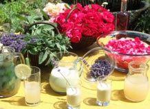 Освіжаюча природа - напої з садових і лугових трав