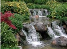 Освіжіть свій сад водоспадом!