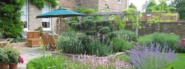 Парадна клумба вашого саду