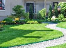 партерний газон