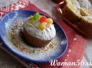 Великодні кекси рецепт з фото