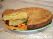 Пиріг з гарбузом - рецепт з фото