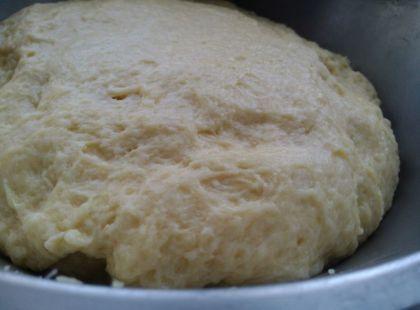 рецепт тесту для пирога з гусаком
