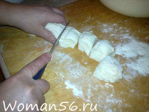 Пиріжки з капустою і яйцем
