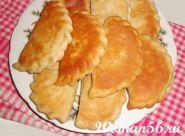 Пиріжки з картоплею рецепт