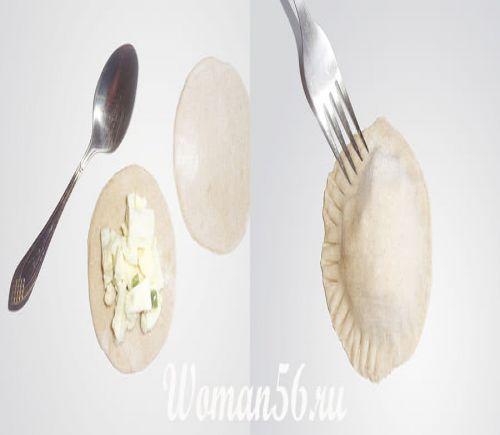 Яєчно - цибулевий начинка