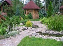 Плануємо сад біля будинку