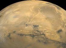Родюча земля на Марсі