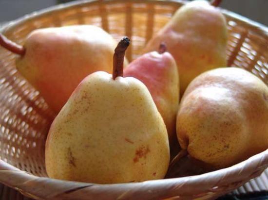 Корисні властивості груші