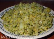 Приготування кольорової капусти