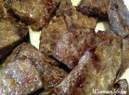 Приготування яловичої печінки яловича печінка смажена