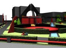 Проект реконструкції львівської площі в києві