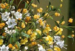 Рецепт холодного фарфору для флористичних шедеврів