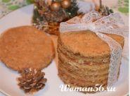 Рецепт вівсяного печива