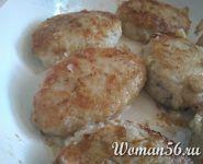 Рецепт рибних котлет з минтая смажені і на пару