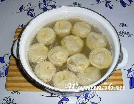 Рецепт тіста для пельменів пельмені рецепт з фото
