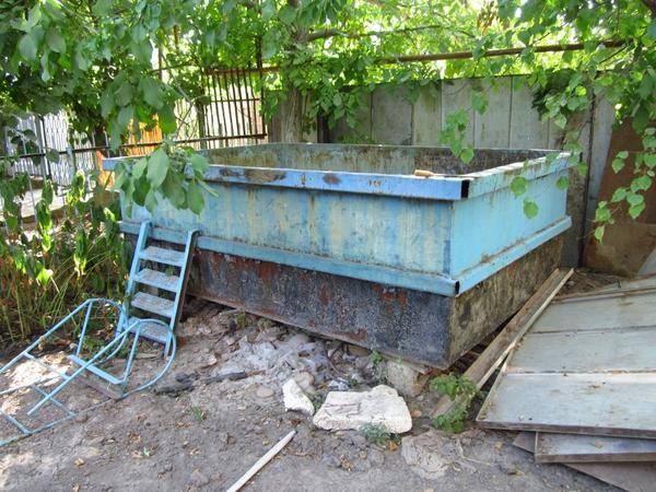 Реконструкція залізного басейну