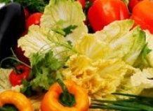 Роль фруктів і овочів в нашій «продуктової кошику»