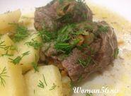 Рулети з яловичини в духовці
