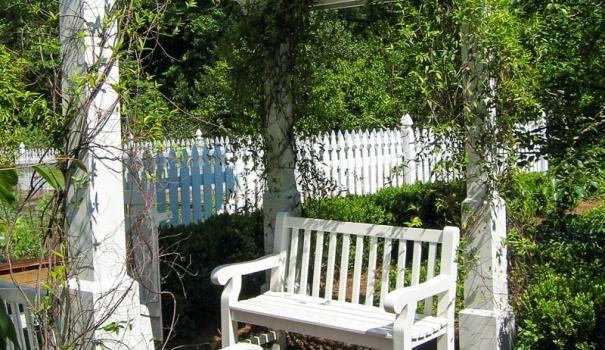 Сад в поетичному стилі