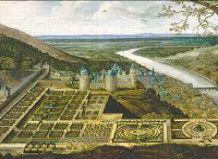 Сад «зимового короля» - hortus palatinus