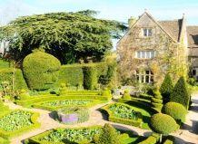 Сади абатства мальмсбері