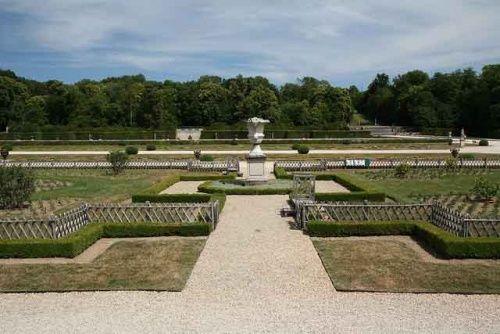 Парк Vaux le Vicomte