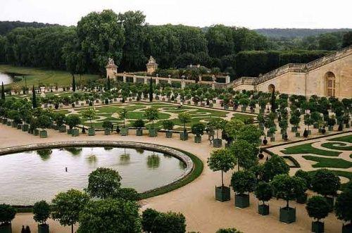 Парк в світі Версаль