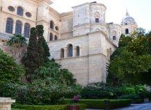 Сади і парки іспанії озеленення міста малаги