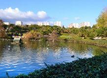 Сади і парки іспанії парк-де-ла-палома в бенальмадене