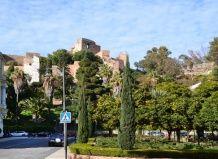 Сади і парки іспанії парк в малазі