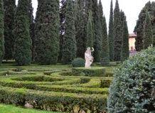 Сади і парки італії палац і сад джусті у вероні