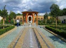 «Сади світу» в парку відпочинку марцан